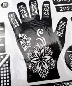 henna set