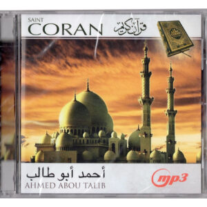 CD Kompletter Koran hören Ahmed Abou Talib
