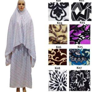 Muslim Umhang Kleid Abaya gebetskleid