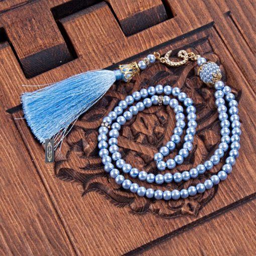 Gebetskette 99 Perlen - Schwarz 10042019155129