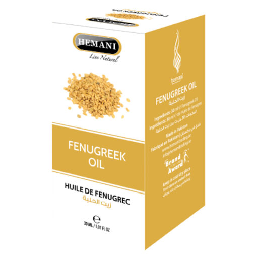 Hemani - Bockshornklee - 30ml Fenugreek oil Bockshornklee Bockshornkleesamen