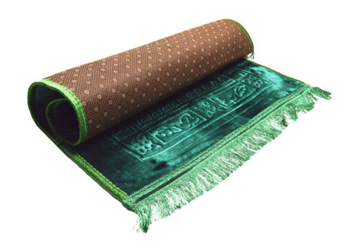 Gebetsteppich gepolstert blau Gebetsteppich Namaz Muslim Rug Mat 2021
