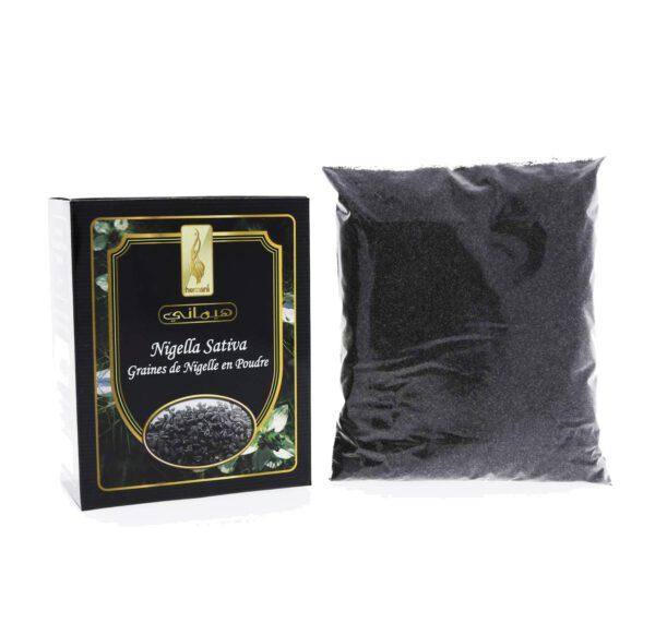 Schwarzkümmel pulver
