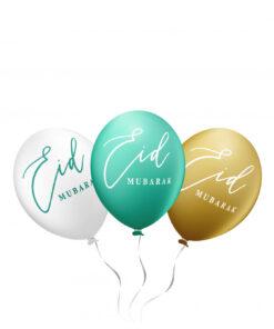 eid-mubarak-Luftballon-deko