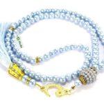 Ramadan24 | Orient Onlineshop gebetskette blau tuerkis