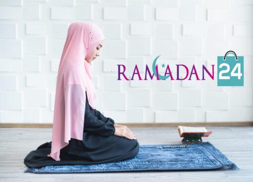 Gebetsteppich gepolstert blau gebetsteppich gepolstert scaled