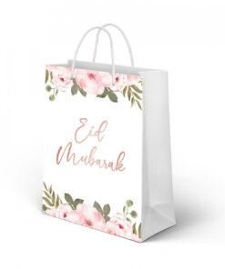 giftbag eid mubarak geschenke tasche deko
