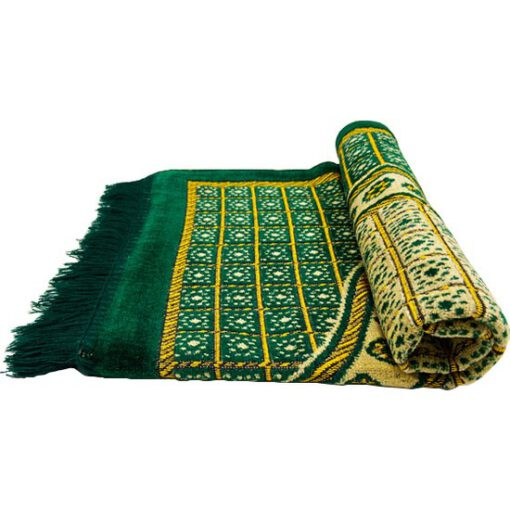 Gebetsteppich Grün islam teppich
