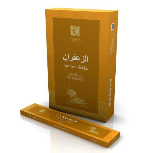 Räucherstäbchen Safran orientalisch arabisch Safran