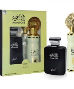 Awwal Oud My perfumes
