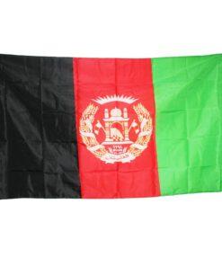 Fahne Flaggen AFGHANISTAN