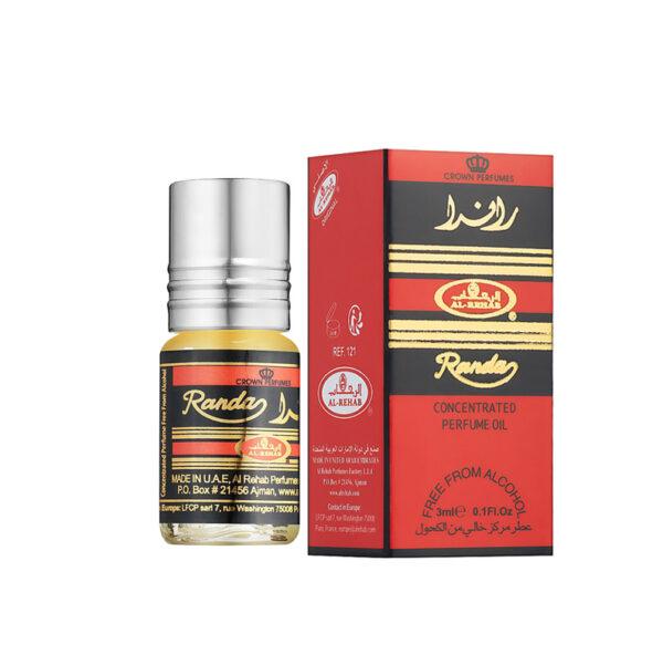 راندا orientalisch konzentriert parfümöl