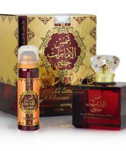 Ard Al Zaafaran Shams Al Emarat Khususi Decant Eau de Parfum
