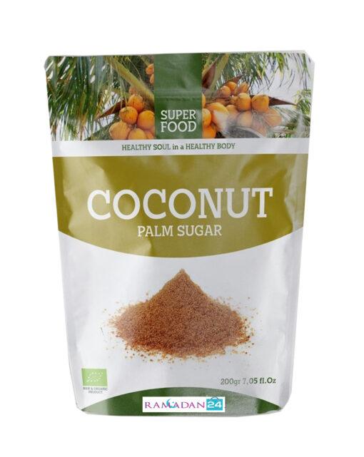 Kokosnuss Palm zucker pulver
