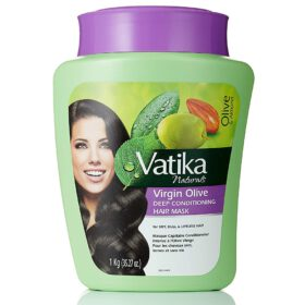 Vatika Natives Oliven Mandel Haar maske